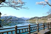 赤谷湖遊歩道