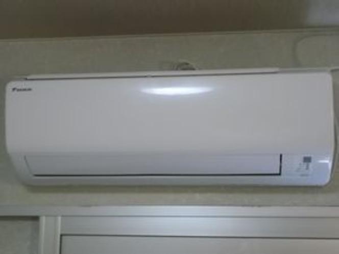 新館シングル個別エアコン