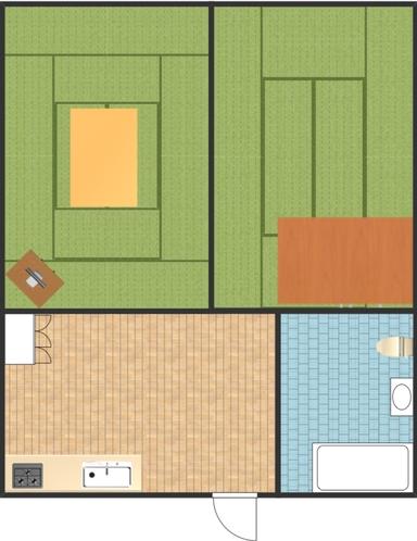 A棟 和室