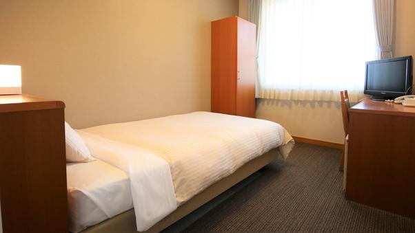■シングル 禁煙 【1名】12〜14平米・120幅ベッド