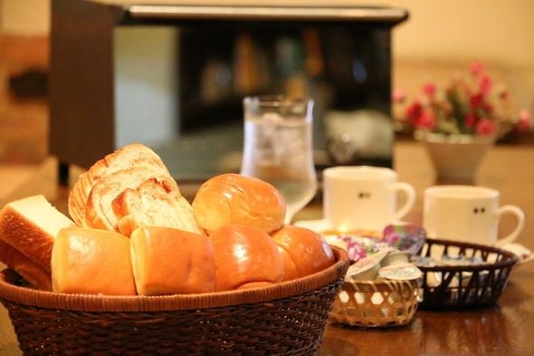 数種類のパンとコーヒーや紅茶を翌朝無料サービス♪☆現金特価☆