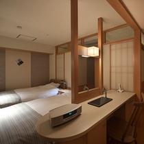 新露天風呂付客室 L-Type
