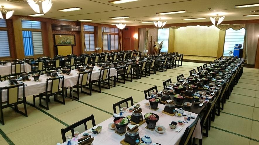 【宴会場】ホテル芳泉鶴では7ヶ所の宴会場を設けております。