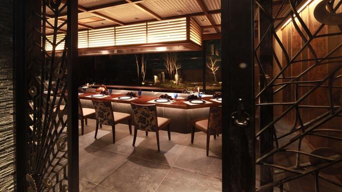 【近江牛鉄板焼】ご夕食はクリスマスウィーク限定の特別ディナーをご用意ーX'mas ディナーコースー