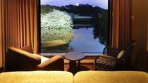 キャッスルビューツインルーム/彦根城を眺める静かな時間のなかで、素敵なひとときをお過ごしください。