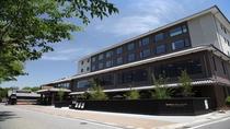 外観/国宝彦根城に一番近く上質な寛ぎを演出するリゾートホテル