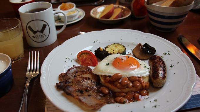 Full English Breakfast Plan (朝食プラン)