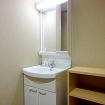 *和室洗面スペース