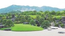 【周辺】当館より車で約30分!日本一の庭園を所有する足立美術館