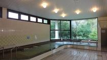 【大浴場】100%天然鉱泉のお湯は薬効が高いと評判!