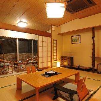 【お部屋食】和室10畳A(バス・トイレ付)