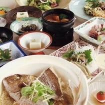 【料理一例】鯛めしプラン
