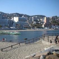 【観光】あたみサンビーチ