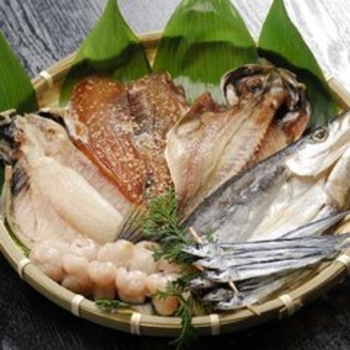 【朝食】干物は油ののりが最高!