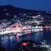 【観光】熱海の百万ドルの夜景