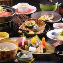 【料理】月替わり和会席 春のイメージ