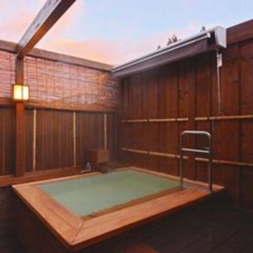 ■貸切露天風呂「天空の湯」