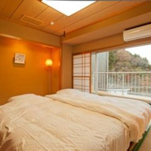 【特別室】最上階 和室10帖+和室8帖ツイン+リビング【禁煙】