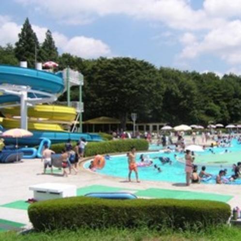 ■(夏期限定)那須野が原公園ファミリープール~8月31日まで