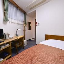 *シングルD(客室一例)/数室限定!快適な空間でごゆっくりお過ごし下さい。