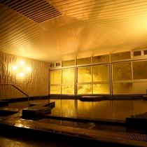 姉妹館「葵」の展望風呂