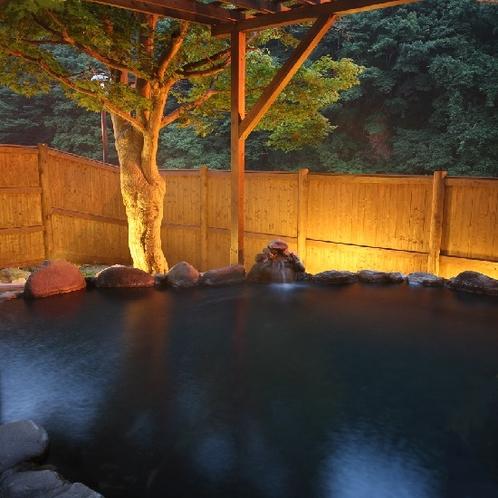 姉妹館「葵」の露天風呂