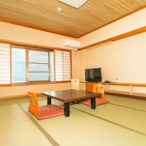 【禁煙】《海の見える内風呂付き》和室〈10畳〉/定員~4名様