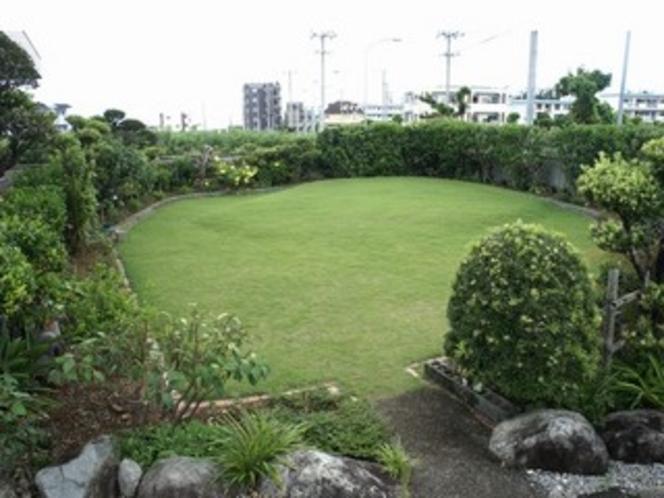 芝ガーデン