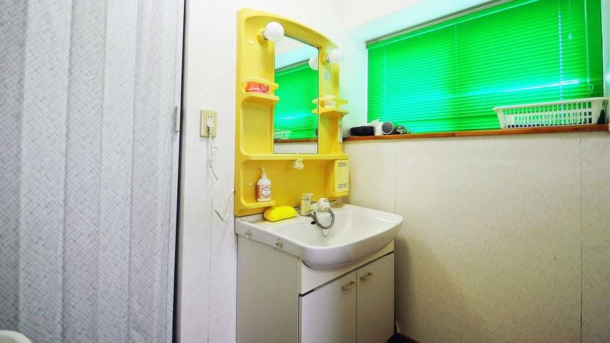 【館内】機能的な洗面台☆