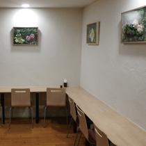 レストラン内装3
