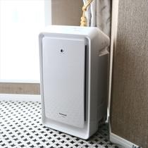 加湿空気清浄器(台数限定・無料)
