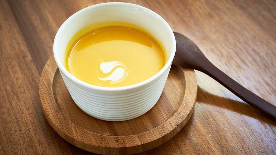 ・朝食スープ