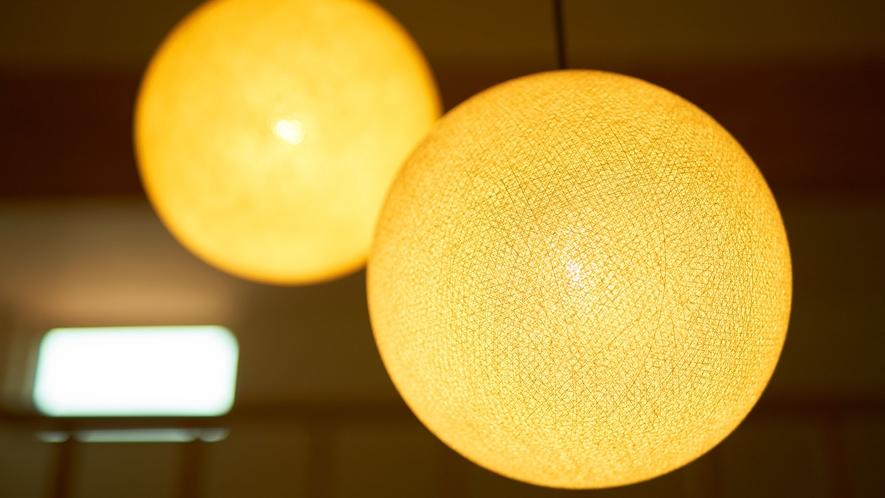 ・客室/和モダン照明