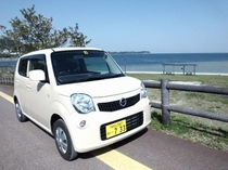 レンタカー660 12H¥3,780. 24H¥4,320.