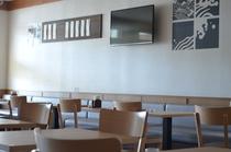 1階「駅裏食堂」
