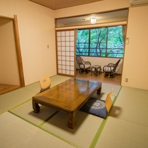 ★広縁付き8畳和室 当館でスタンダードなお部屋です