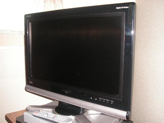 ■全室液晶テレビ