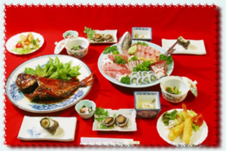 夕食(例①)