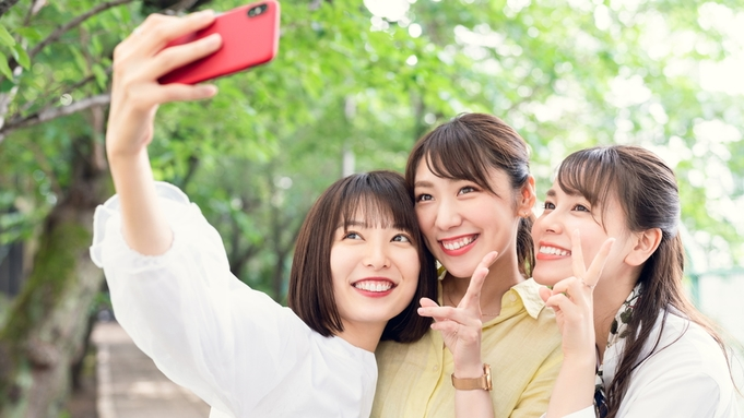 ◆女子会・カップル◆色浴衣でいつもと違う自分に♪夕食には『食べる温泉』ふわふわ豆腐鍋で中からキレイ☆