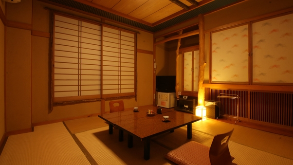 【禁煙】民宿タイプ・和室8畳・無線LAN