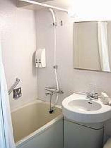 モデレートルーム バスルーム