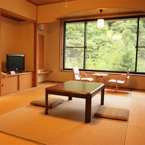 *【温泉内風呂付/新館和室12畳一例】