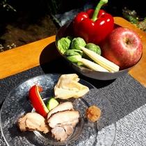 夏の郷土料理 一例