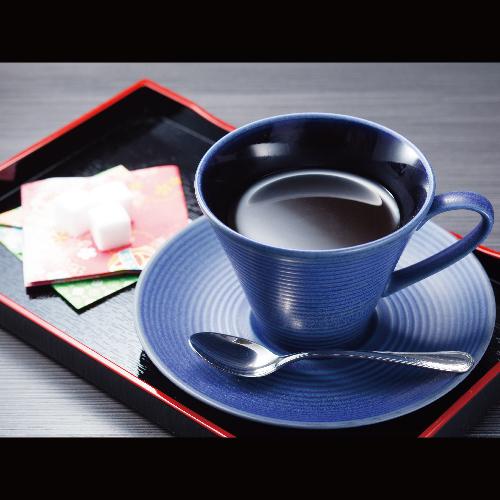 【サービス】レストランは、午後は宿泊者専用ラウンジに。コーヒーや紅茶などお楽しみいただけます。