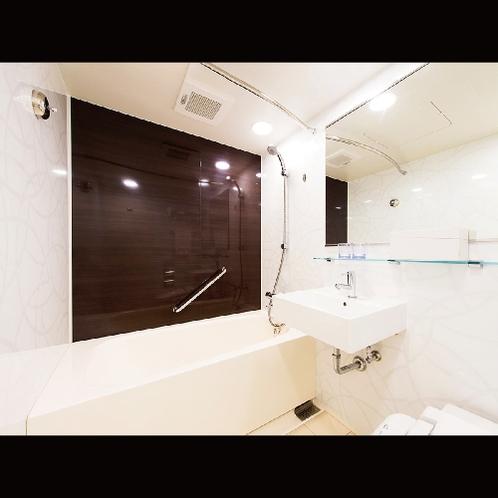 【デラックスツイン/23㎡】お風呂はユニットユニットバスタイプ