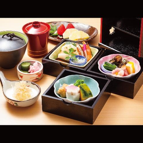 【和朝食】健康と美容の維持に配慮したお食事