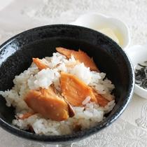 ほっこり鮭飯