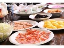 【朝食】1階 レストラン