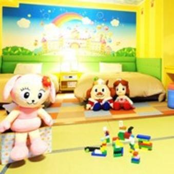 【海側】おもちゃ王国ルーム ☆ほしぞら☆(禁煙 和洋室)
