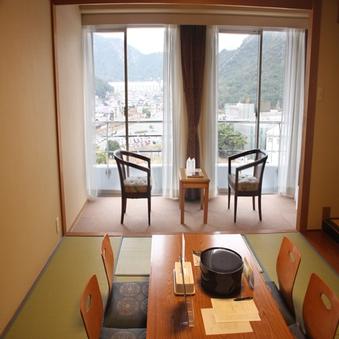 【山側】8畳和室 『禁煙』